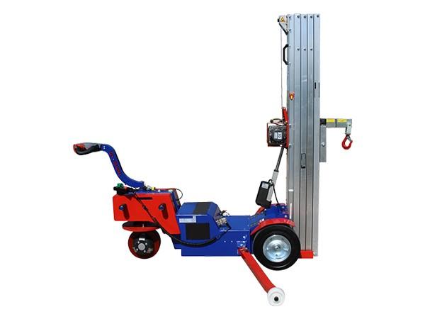 Robots Cristaleros - Robot Elevador 250