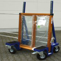 Equipos instalación vidrios - Carro ETH 800