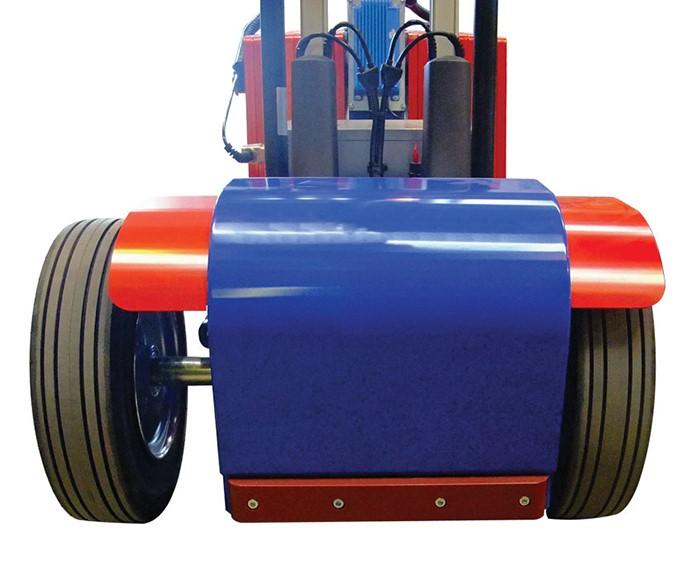 Robots Cristaleros - Robot KS 600