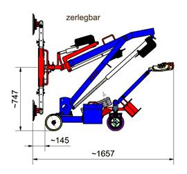 Robots Cristaleros - KS 180
