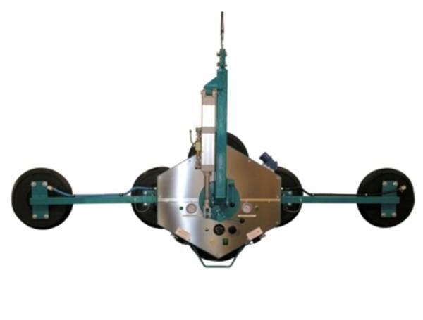Ventosas - Ventosa 450VP manual