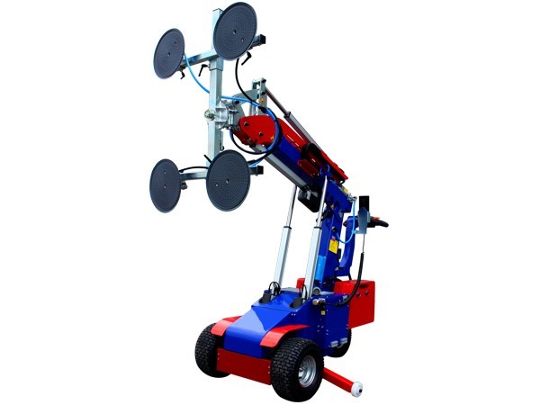 Robots Cristaleros - Robot KS 350