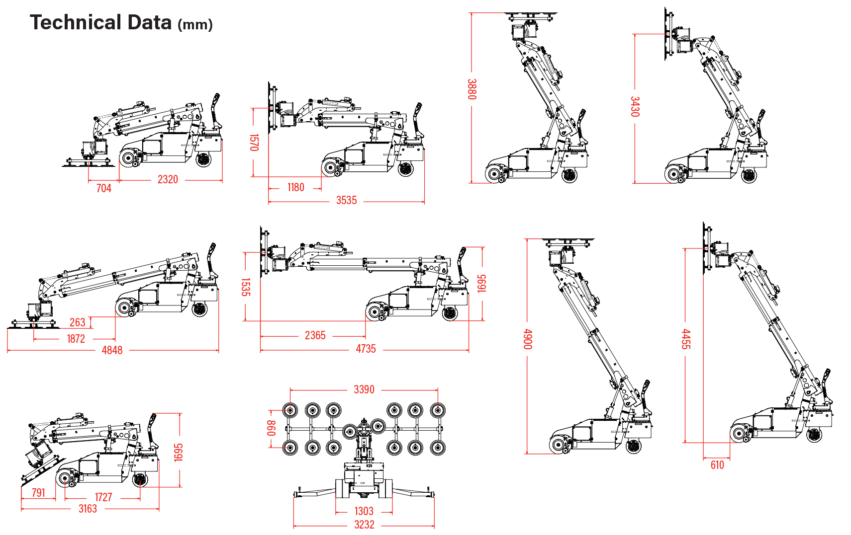 Robots Cristaleros - Robot KS 1400
