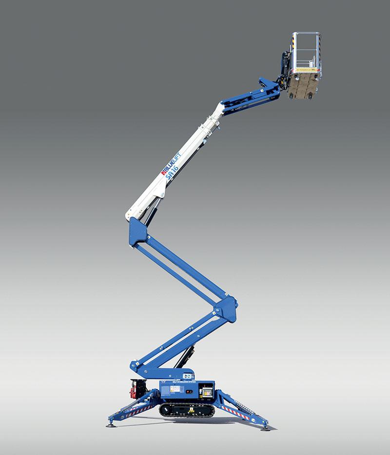 Plataformas Elevadoras - Bluelift SA16