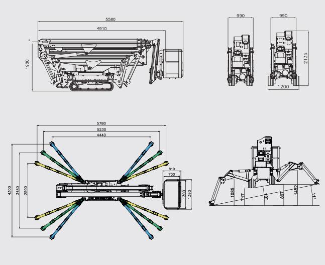 Plataformas Elevadoras - Bluelift SA26